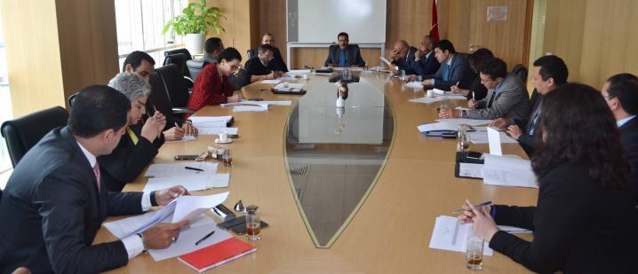 Resultado de imagen de Centro Nacional de Derechos Humanos (CNDH) en Rabat