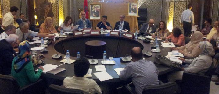 Llamamiento A La Adhesion De Marruecos Al Segundo Protocolo